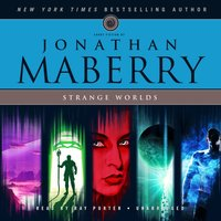 Strange Worlds - Jonathan Maberry - audiobook