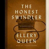 Honest Swindler - Ellery Queen - audiobook