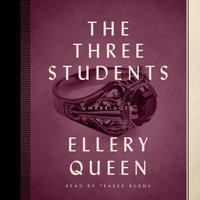 Three Students - Ellery Queen - audiobook
