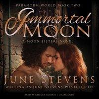 Immortal Moon - June Stevens Westerfield - audiobook