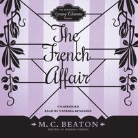 French Affair - M. C. Beaton writing as Marion Chesney - audiobook