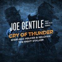 Cry of Thunder - Joe Gentile - audiobook