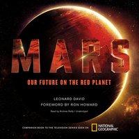 Mars - Leonard David - audiobook