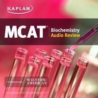 Kaplan MCAT Biochemistry Audio Review - Jeffrey Koetje - audiobook