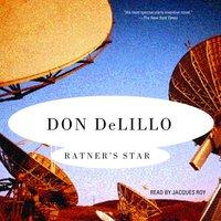 Ratner's Star - Don DeLillo - audiobook