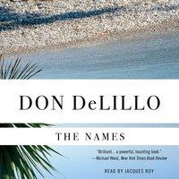Names - Don DeLillo - audiobook