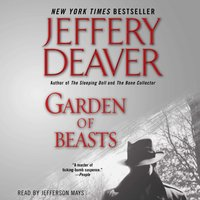 Garden of Beasts - Jeffery Deaver - audiobook