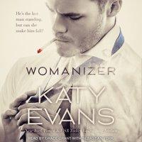 Womanizer - Katy Evans - audiobook
