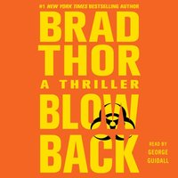 Blowback - Brad Thor - audiobook