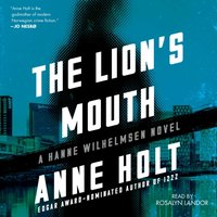 Lion's Mouth - Anne Holt - audiobook