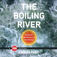 Boiling River - Andres Ruzo - audiobook