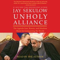 Unholy Alliance - Jay Sekulow - audiobook