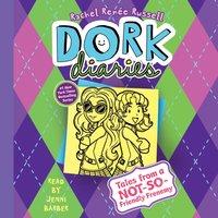 Dork Diaries 11 - Rachel Renee Russell - audiobook