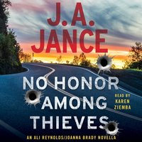 No Honor Among Thieves - J.A. Jance - audiobook
