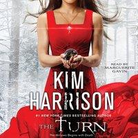 Turn - Kim Harrison - audiobook