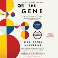 Gene - Siddhartha Mukherjee - audiobook