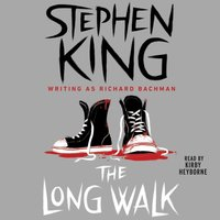 Long Walk - Stephen King - audiobook