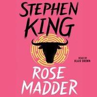Rose Madder - Stephen King - audiobook