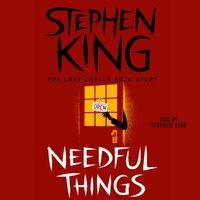 Needful Things - Stephen King - audiobook