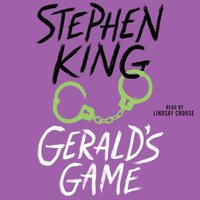 Gerald's Game - Stephen King - audiobook