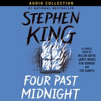 Four Past Midnight - Stephen King - audiobook
