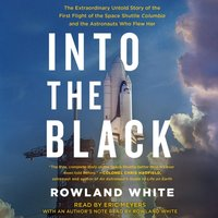 Into the Black - Rowland White - audiobook