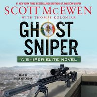 Ghost Sniper - Scott McEwen - audiobook
