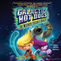 Galactic Hot Dogs 2 - Max Brallier - audiobook
