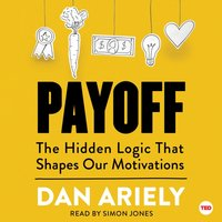 Payoff - Dan Ariely - audiobook