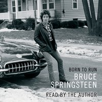 Born to Run - Bruce Springsteen - audiobook