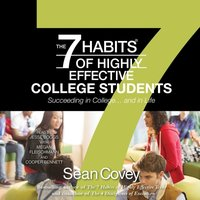 7 Habits of Highly Effective College Students - Sean Covey - audiobook