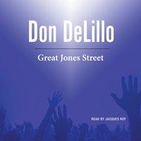 Great Jones Street - Don DeLillo - audiobook