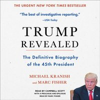 Trump Revealed - Michael Kranish - audiobook
