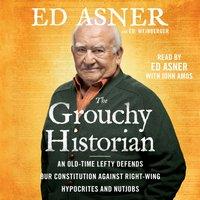Grouchy Historian - Ed Asner - audiobook