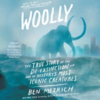 Woolly - Ben Mezrich - audiobook