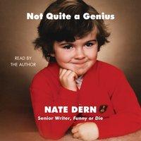 Not Quite a Genius - Nate Dern - audiobook