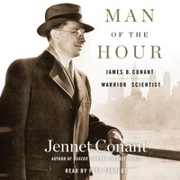 Man of the Hour - Jennet Conant - audiobook