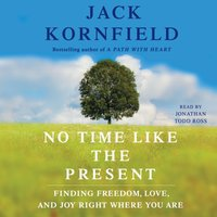 No Time Like the Present - Jack Kornfield - audiobook