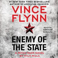 Enemy of the State - Vince Flynn - audiobook