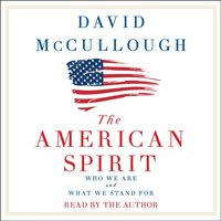 American Spirit - David McCullough - audiobook