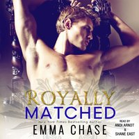 Royally Matched - Emma Chase - audiobook
