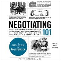 Negotiating 101 - Peter Sander - audiobook