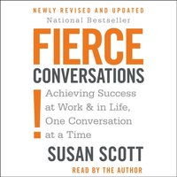 Fierce Conversations - Susan Craig Scott - audiobook