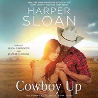 Cowboy Up - Harper Sloan - audiobook