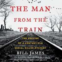 Man from the Train - Bill James - audiobook