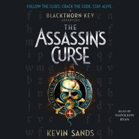 Assassin's Curse - Kevin Sands - audiobook