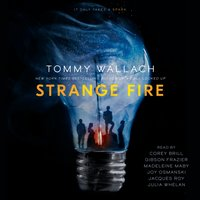 Strange Fire - Tommy Wallach - audiobook