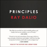 Principles - Ray Dalio - audiobook
