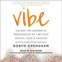 Vibe - Robyn Openshaw - audiobook