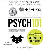 Psych 101 - Paul Kleinman - audiobook